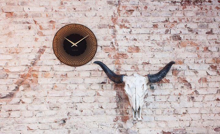 zegar okrągły ścienny